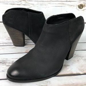 Steve Madden Hilltop Booties Leather Boots